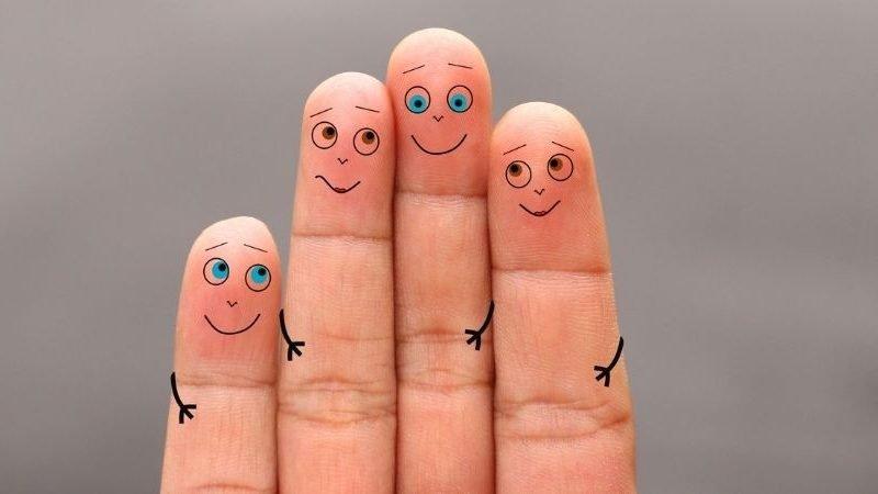 Wie deine Fingerform deine Persönlichkeit bestimmt