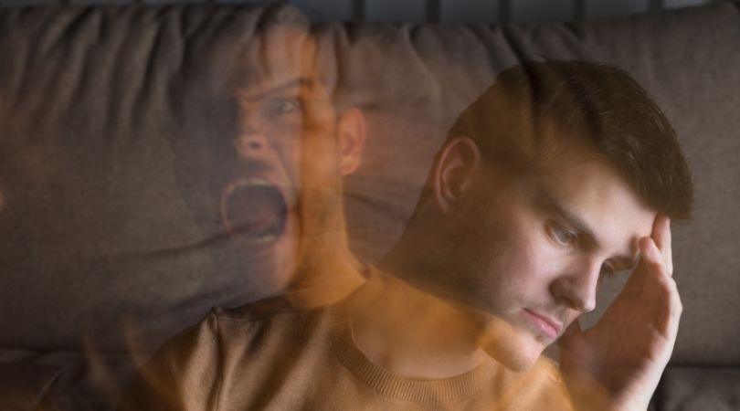 Warum depressive Menschen unter Wut