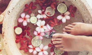 Wusstest du, dass du deinen gesamten Körper durch deine Füße entgiften kannst?