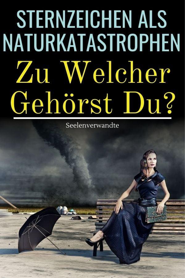 naturkatastrophen sternzeichen-katastrophen sternzeichen
