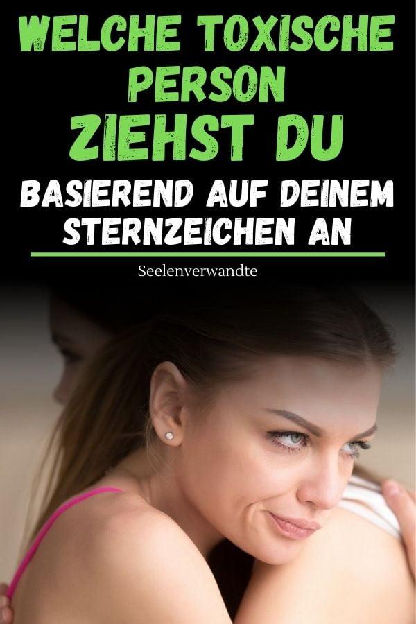 toxische personen-toxische menschen-Sternzeichen-Horoskop