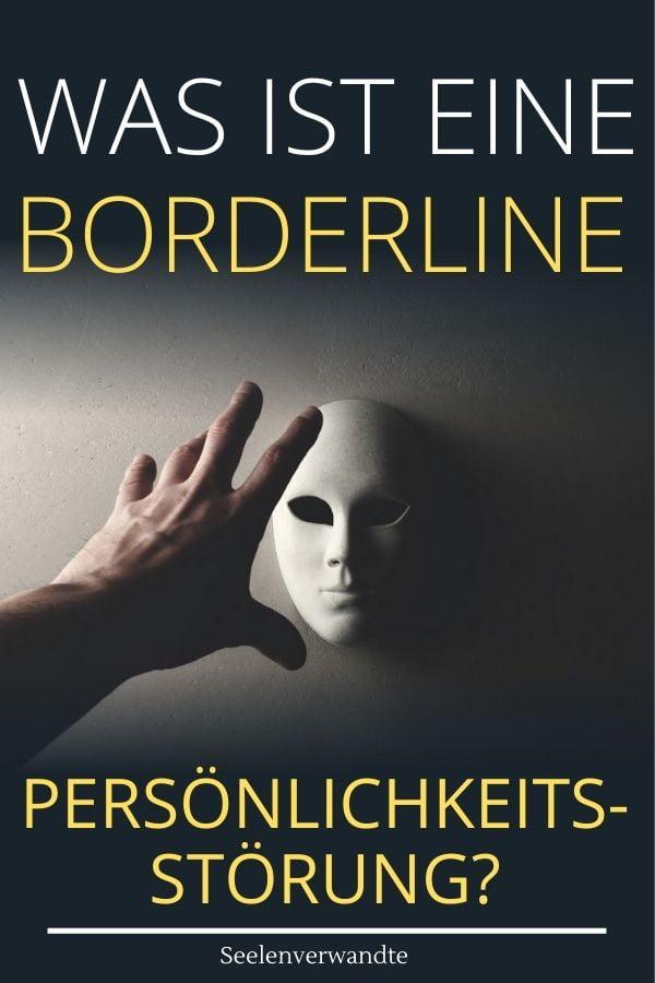 Borderline Beziehung-Borderline Persönlichkeitsstörung