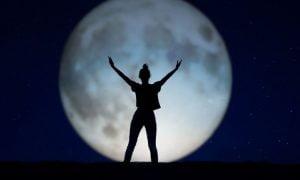 Mond-Diät: Abnehmen mithilfe der Sterne