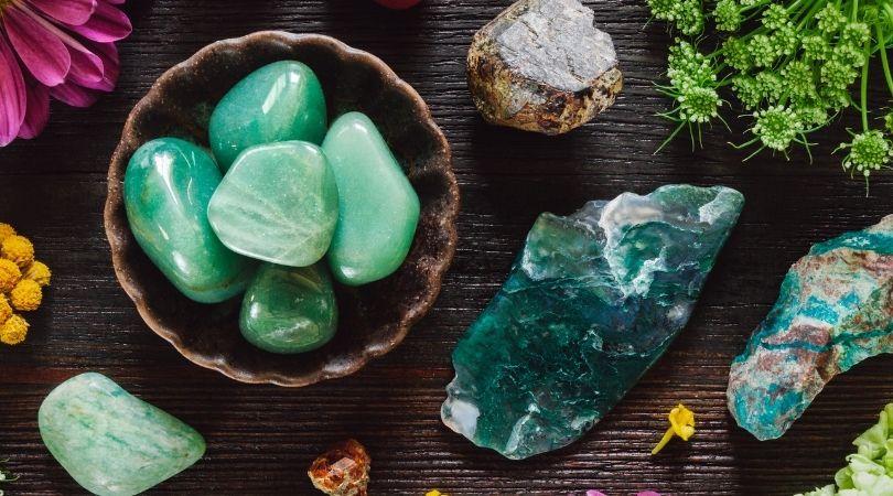 magischen Steinen für jedes Sternzeichen