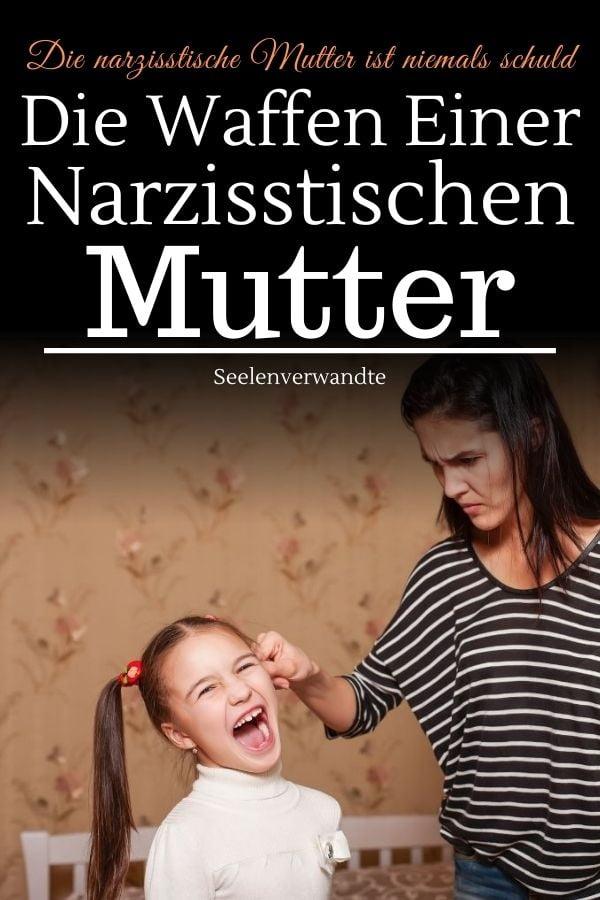narzisstische Mutter