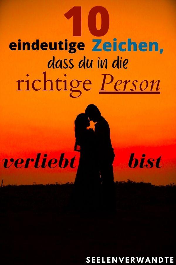10 eindeutige Zeichen, dass du in die richtige Person verliebt bist