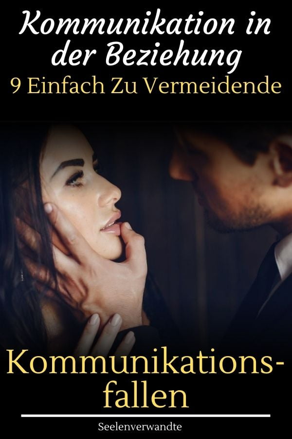 Kommunikationsfallen-kommunikation beziehung-kommunikation lernen