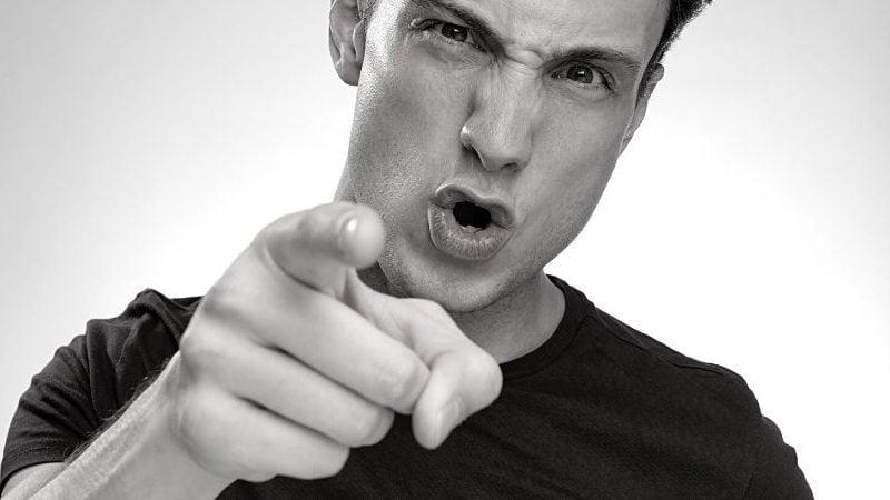 narzisstische Wut
