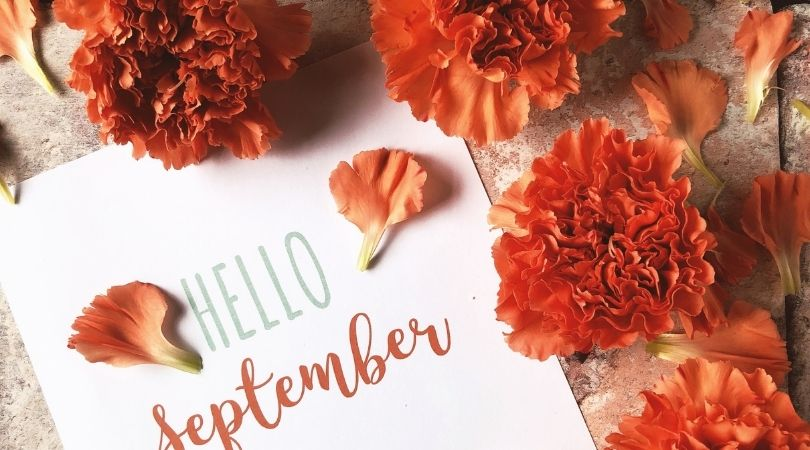 September 2021 Horoskope zur Selbstpflege (Sonne & Aufgang!)