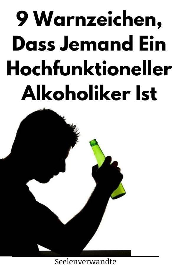 hochfunktioneller Alkoholiker