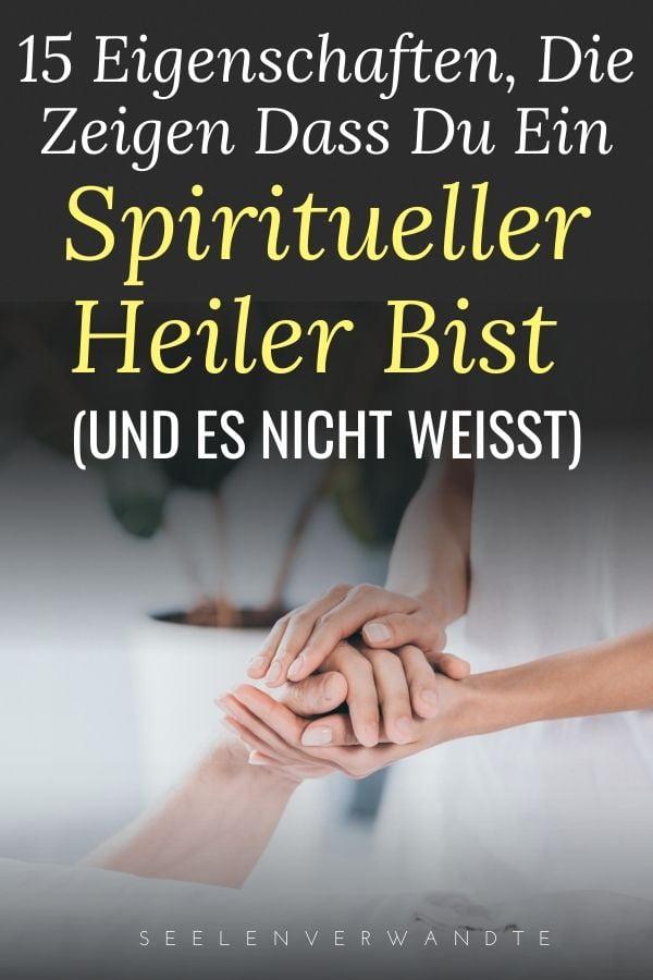 spiritueller Heiler